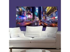 Adesivo murale Panoramico - City Life M