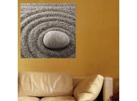 Adesivo murale Spirituale - Circle Zen S
