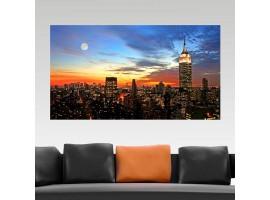 Adesivo murale Panoramico - Metropolis M