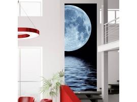 Adesivo murale Panoramico - Luna
