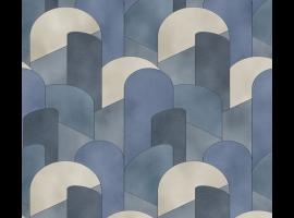 Carta da parati Bauhaus