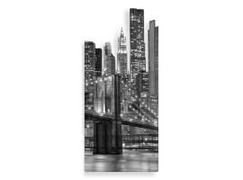 Quadro silhouette New York