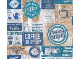 Caffè Vintage blue