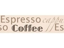 bordo adesivo Caffè Espresso Cream