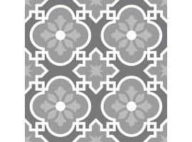 Adesivo per pavimenti Cementine Grigie