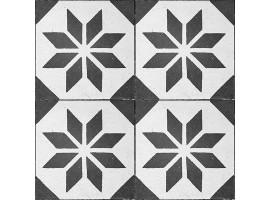 Adesivo per pavimenti Fiore di Pietra