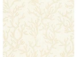 Carta da parati Versace coral
