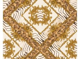 Carta da parati Versace zebra