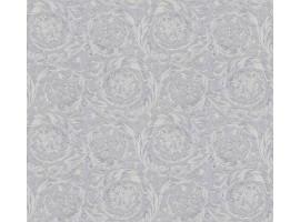 Carta da parati Versace luxury grigio argento