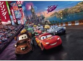 Fotomurale La gara di Cars | Cod. 4-401