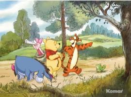Gli amici di Winnie the Pooh | Fotomurale Komar