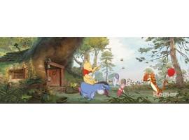 Fotomurale La Casa di Winnie the Pooh | cod. 4-413