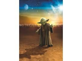 Fotomurale Star Wars yoda