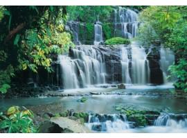 Fotomurale Pura Kaunui Falls | cod. 8-256 Komar
