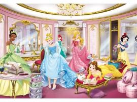 fotomurale principesse Sala degli Specchi