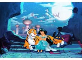 fotomurale Aspettando Aladdin