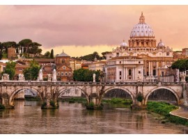 Fotomurale Roma San Pietro | cod. 8-932