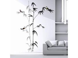 adesivo gigante bamboo
