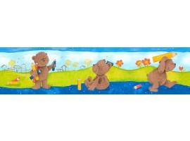 bordo adesivo orsetti