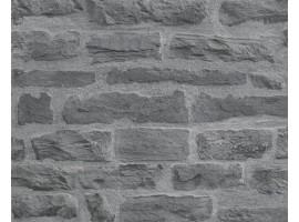 Carta da parati pietre scure