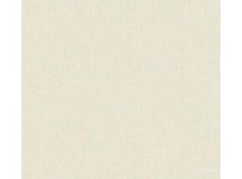Carta da parati Versace tessuto crema bianco