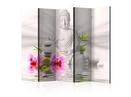 Paravento Buddha