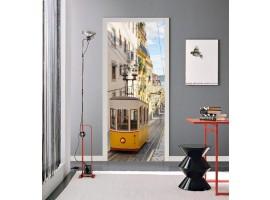 Tram in Lisbona