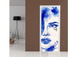Woman Blu