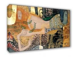 Bisce d'Acqua - Klimt