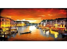 Venezia Red | Quadro su tela