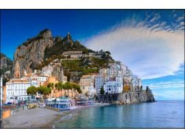 Amalfi | Quadro su tela