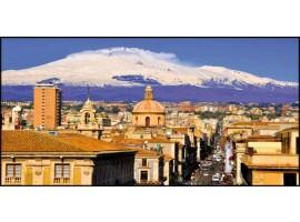 Catania - Etna | Quadro su tela