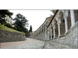 Udine salita al Castello | Quadro su tela