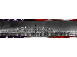 New York Flag | Quadro su tela