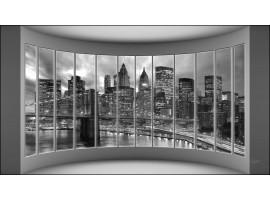 Quadro Trompe l'Oeil Manhattan