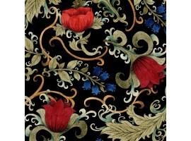 Carta da parati adesiva | Rosa Elegant