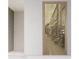 Adesivo per porte design | Ricordi