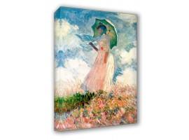 Donna con Parasole | Monet