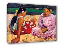 Due Donne Tahitiane | Gauguin