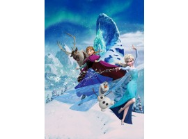 fotomurale Frozen Elsas Magic TNT