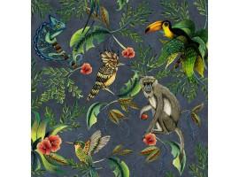 Carta da parati Animals Jungle