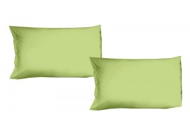 federe tinta unita verde