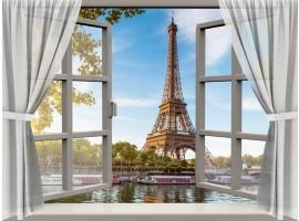 Trompe l'Oeil | Finestra su Paris