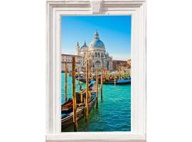 Trompe l'Oeil | Finestra su Venezia