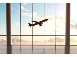 Fotomurale aeroporto