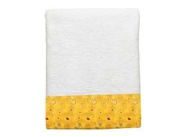 asciugamani klimt il bacio