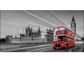 Bus | Quadro di Londra alta qualità