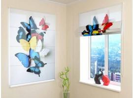 tenda a pacchetto Farfalle