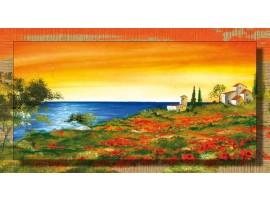 Toscana - con cornice