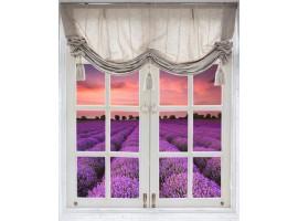 quadro effetto finestra sulla provenza